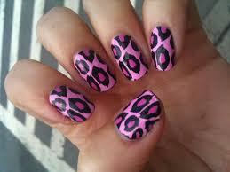leopard print nail designs u2014 36 photos of the best design ideas