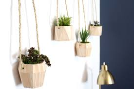 Planters That Hang On The Wall Easy To Craft Wall Hangings For Homes With Personality U2013 Home Info