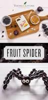 healthy halloween treat recipe young living blog