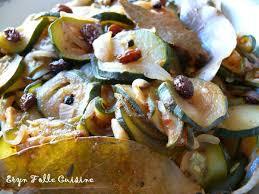 cuisine grecque courgettes à la grecque eryn et sa folle cuisine