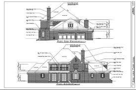 Elevation Floor Plan Floor Plans East Lake Estates