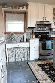 Simple Kitchen Makeovers - kitchen makeover top this indiana farmhouse just got a big