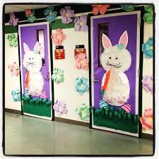 Easter Bunny Decorations Pinterest by 51 Best Easter Door Ideas Images On Pinterest Door Ideas