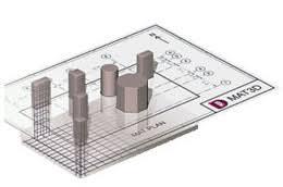 Pedestal Foundation Dimsoln Versatile Foundation Engineering Software