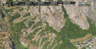 Tour De France Route Map by Photos Of Montvernier Climb At The Tour De France Business Insider