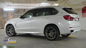 machined alloys bmw x5 xdrive 40e equipped with vorsteiner v ff