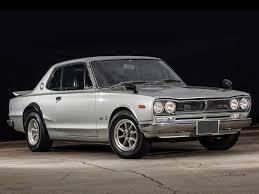 classic nissan 1972 nissan skyline h t 2000gt r u0027hakosuka u0027 classic driver market