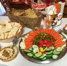 turkey veggie platter gorin ms rdn