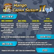 Mango Di Capsa Susun informasi frequently asked questions indoplay mango capsa