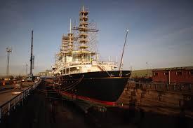 royal yacht britannia queen elizabeth ii u0027s boat could return to