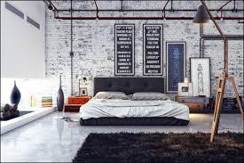 Industrial Bedroom Design retina