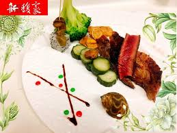 photos cuisines relook馥s 新馥豪會館 蒜香烘烤梅花牛 波斯龍蝦餐3999 璀璨婚宴 港式點心6折