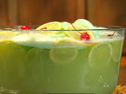 Southern Comfort Punch Recipe Lime Sherbet Punch Recipe Paula Deen Food Network