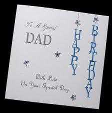 personalised handmade birthday card dad brother son grandad