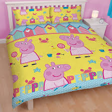 Peppa Pig Toddler Duvet Cover Peppa Pig Bedrooms Details About Peppa Pig Foam Elements Wall