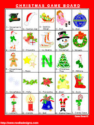 printable christmas bingo cards pictures best photos of christmas games free printable pages free printable