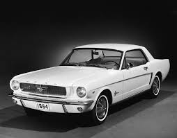 ford mustang 1964 promotional of 1964 ford mustang the avant gardist