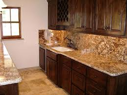 granite countertops ideas kitchen backsplash in kitchen with granite countertop kitchens