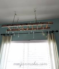 41 more farmhouse decor ideas chandelier creative rustic ladder