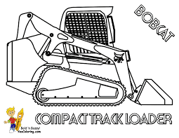 construction coloring pages caterpillar bulldozer coloring page