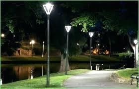 Outdoor Driveway Lighting Fixtures Outdoor L Post Lights Bitconnector Club