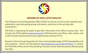 letter of application charity philippine charity sweepstakes office lotto results disclaimer