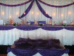 decor for wedding in kwazulu natal decor