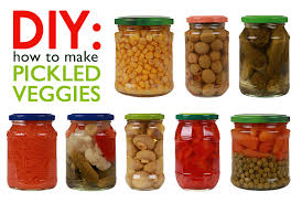 foodie gifts diy foodie gift 7 easy recipes for pickled veggies inhabitat