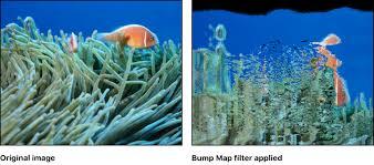 bump map motion bump map