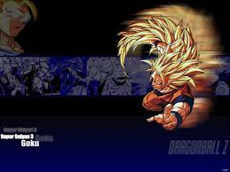 dragonball movie characters images goku super saiyan 3 wallpaper