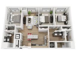 3 bedroom 2 bathroom c1 3 bedroom 2 bathroom skyvue apartments