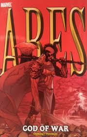 Amazon Com Ares God Of War Marvel Comics 9780785119913