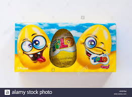 chocolate emoji toto emoji milk chocolate eggs with surprise toys ready for easter