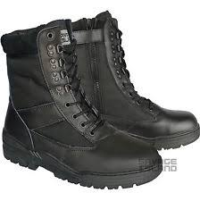 s army boots uk combat boots 100 leather lace up shoes for ebay