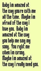 Comfort Betrays Lyrics It U0027s Amazing What A Year Can Do Blessed Yet Sad Amen