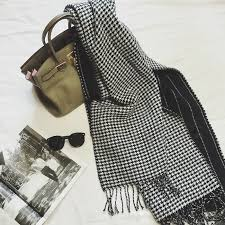 online buy wholesale houndstooth scarves from china houndstooth