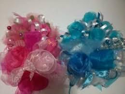corsage de baby shower como hacer un corsage de mano para baby shower o despedida de