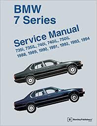 1988 bmw 7 series bmw 7 series e32 service manual 1988 1989 1990 1991 1992
