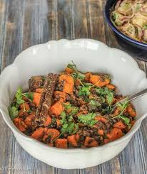 indian spiced sweet potatoes and black beans the spiced
