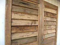 Reclaimed Barn Doors For Sale Reclaimed Wood Shutters For Sale Reclaimed Barn Wood Shutters