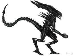 xenomorph aliens of the dark tapestry pathfinder class u0026 race