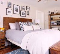 Houzz Bedrooms Traditional Houzz Headboards Bedroom Traditional With Wood Nightstand Wood