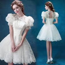 short puffy sleeve wedding dress wedding dresses dressesss