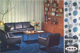 ikea 1965 catalog interior design ideas