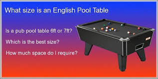 what is the average size of a pool table what is the average size of a pub pool table seefilmla com