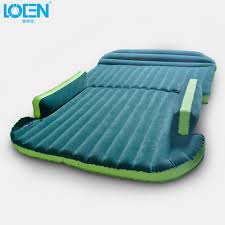 high quality suv inflatable mattress travel camping car back seat