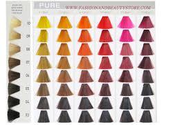 goldwell elumen color chart