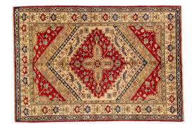 tappeti kazak tappeto afghano kazak geometrico 212x152