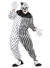 killer clown costume harlequin killer clown costume
