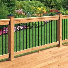 interior railings home depot wood and metal stair railing phenomenal outdoor home depot banisters